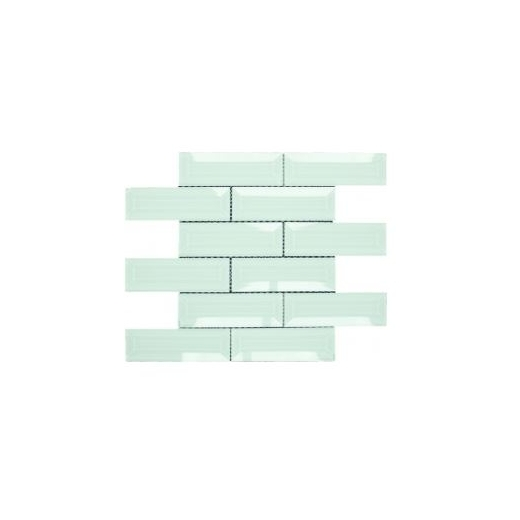 Soci Ice Gloss Bevel Brick Tile SSE-822