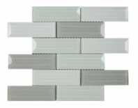 Soci Del Mar Gloss Bevel Brick Tile SSE-823