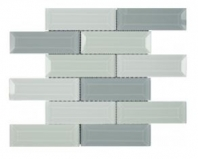 Soci Cabo Gloss Bevel Brick Tile SSE-824