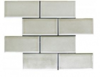 Soci Cappuccino Crackle 3x6 Subway Tile SSE-825