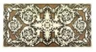 Soci Julian Etched Plaque Mosaic SSG-1006