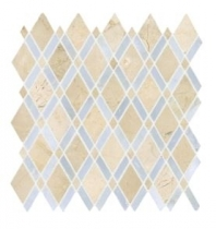Soci English Harlequin Crema Mosaic SSH-232