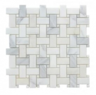 Soci Calacutta Basketweave Basketweave Tile SSH-270