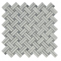 Soci Glacier Blend Trellis Basketweave Tile SSH-301