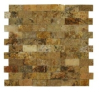Soci Yukon Splitface 1x2 Brick Tile SSK-2004