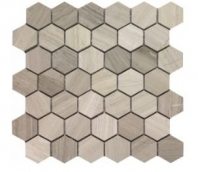 "Soci Marquette Honed 2"" Hexagon Tile SSK-3017"