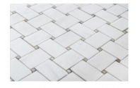 Soci Dolomite Large Basketweave Tile SSK-3098