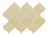 Soci Tremont Pattern Beige Arabesque Tile SSL-1101