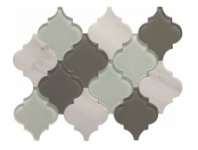 Soci Tremont Pattern Wind Arabesque Tile SSL-1105