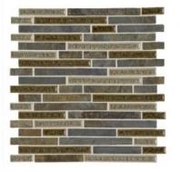 Soci Montana Blend Random Brick Mosaic SSR-1412