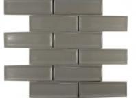 Soci Mist Vault 2x6 Brick Mosaic SSR-1415