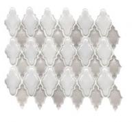 Soci Linen Blend Pavo Arabesque Tile SSR-1441