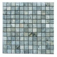 Soci Silver Vein Cut Honed Mosaic SSV-607