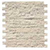 Soci Ivory Splitface Interlocking Tile SSV-609