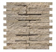 Soci Walnut Splitface Interlocking Tile SSV-610