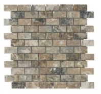 Soci Irish Cream Honed 1x2 Brick Tile SSV-613