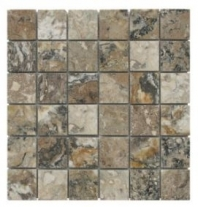 Soci Irish Cream Honed 2x2 Mosaic SSV-614