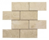 Soci Ivory Straight Edge Honed 3x6 Subway Tile SSV-629