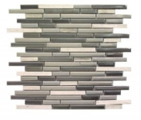 Soci Zapata Liner Brick Interlocking Tile SSY-509