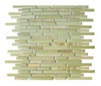 Soci Dawson Linear Brick Interlocking Tile SSY-511