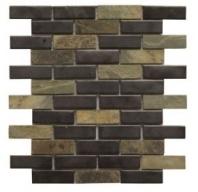 Soci Colton Blend 1x3 Brick Tile SSY-517