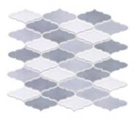 Soci Ryland Monaco Arabesque Tile SSY-521
