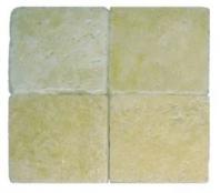 Soci Ivory Tumbled 6x6 Field Tile SSK-707