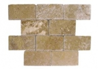 Soci Noche Tumbled 3x6 Subway Tile SSK-716