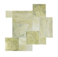 Soci Cypress Versailles Pattern Chiseled Tile SSK-763