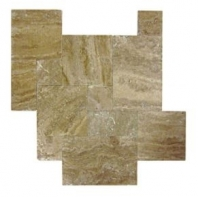 Soci Noche Tumbled Versailles Pattern Tile SSK-766
