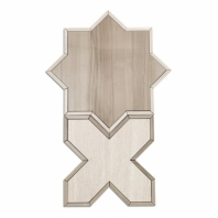 Soho Studio Bodiam Wooden Beige Athens Wood Look Tile