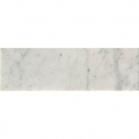 Soho Studio Epoch White Carrera 6x18 Honed Subway Tile
