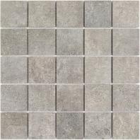Soho Studio Evoque Greige 2x2 Mosaico Tile