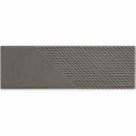Soho Studio Fragments Graphite 2x8 Subway Tile