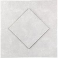 Soho Studio Hermosa Gris 9x9 Tile
