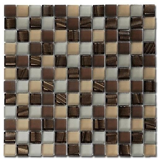 Tile Opulence Brown Tepee OP30