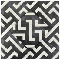 Soho Studio Hermosa Mori 9x9 Tile