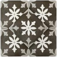 Soho Studio Hermosa Picasso Grigio 9x9 Tile