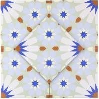 Soho Studio Hermosa Uffizi 9x9 Tile