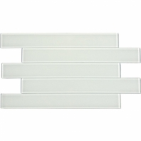 Soho Studio Linear Super White 2x16 Subway Tile