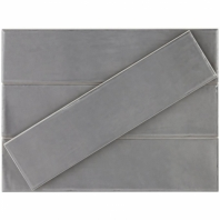 Soho Studio Rumba Graphite 3x12 Subway Tile