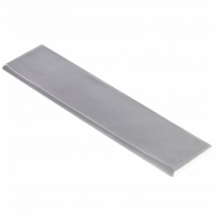 Soho Studio Rumba Graphite 3x12 Bullnose 12 Inch Side Tile