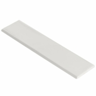 Soho Studio Rumba Gris 3x12 Bullnose 12 Inch Side Tile