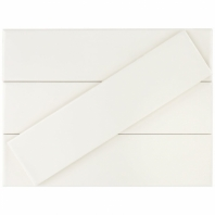 Soho Studio Rumba Ivory 3x12 Subway Tile