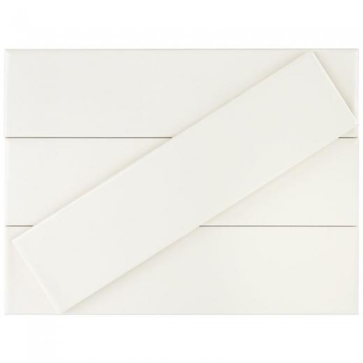 Soho Studio Tlcfrmb3x12ivory Rumba Ivory 3x12 Subway Tile