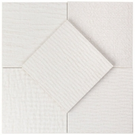 Soho Studio Surface Stone Bianco TexMix 6x6 Tile