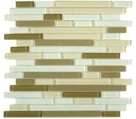 Tile Random Brick Rosemary Green S19
