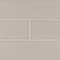 MSI Portico Pearl Glazed 4x12 Handcrafted Subway Tile