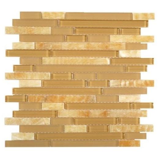 Glazzio Randomn Brick Series Gobi Desert SES04