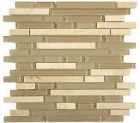Tile Random Brick Driftwood SES05